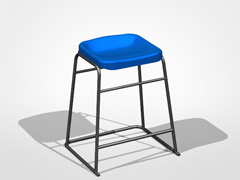 Stacking Stool  MONMOUTH