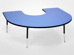 Horseshoe Table  T4872