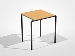 Square Nested Table TNS