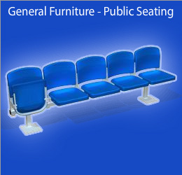 General Furniture - Public Seating