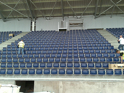 Stadium Seating Stadia